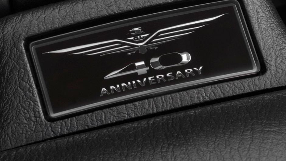 Moto : Honda fêtera les 40 ans de sa Goldwing en 2015