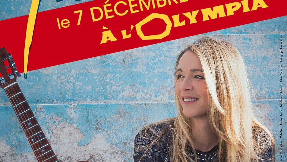 Réservez vos places pour le concert d'Hélène Rollès à l'Olympia !