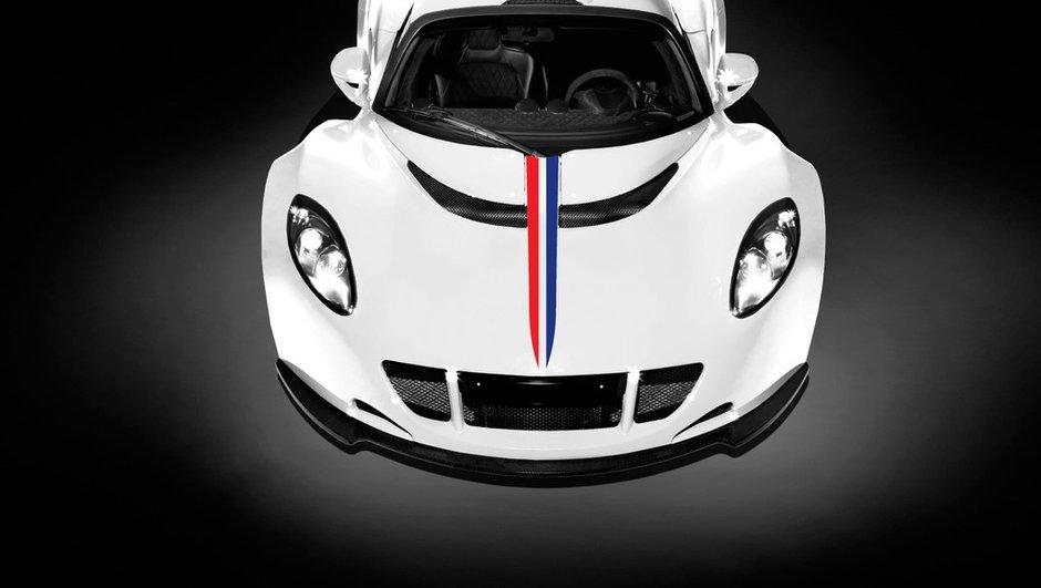 Hennessey Venom GT 2014 : une édition World's Fastest Edition de 3 unités
