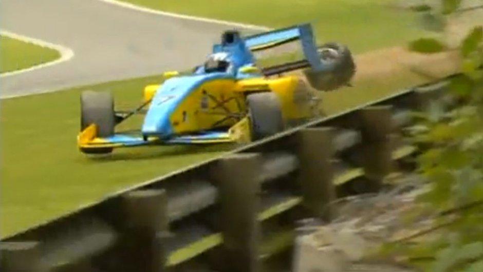 Formule 2 : Le pilote n'a pas survécu à son accident