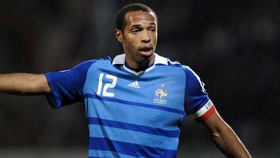 Transfert : West Ham prêt à recruter Thierry Henry