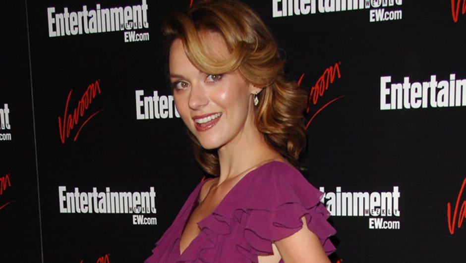 Hilarie Burton rejoint la série Grey's Anatomy