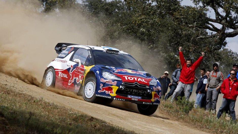 Rallye du Portugal 2012 : Hirvonen déclassé, Østberg nouveau vainqueur
