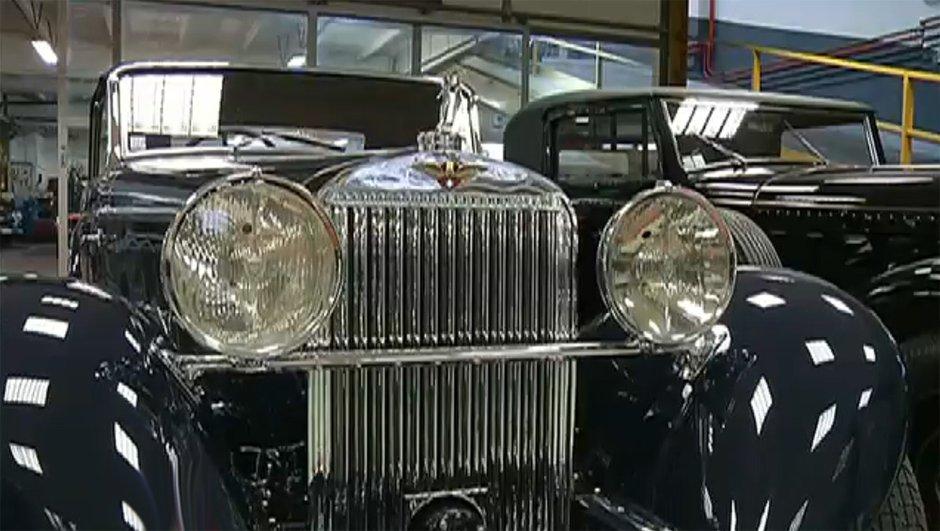 Rénover une voiture ancienne : toute une histoire !