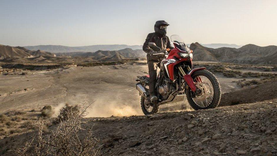 Nouvelle Honda Africa Twin : infos et photos du trail nippon