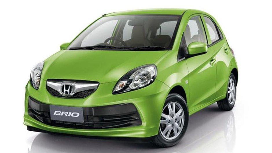 Honda Brio : la nouvelle citadine présentée en Thaïlande