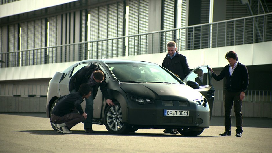 Future Honda Civic : présentée au Salon de Francfort 2011