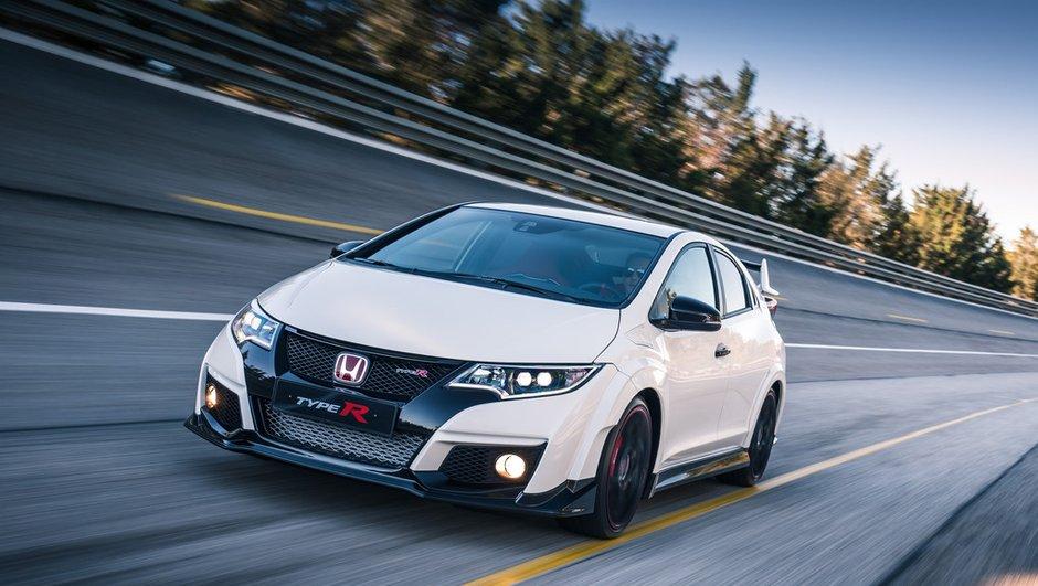 Sommaire : La Honda Civic Type R dans Automoto ce 14 juin 2015