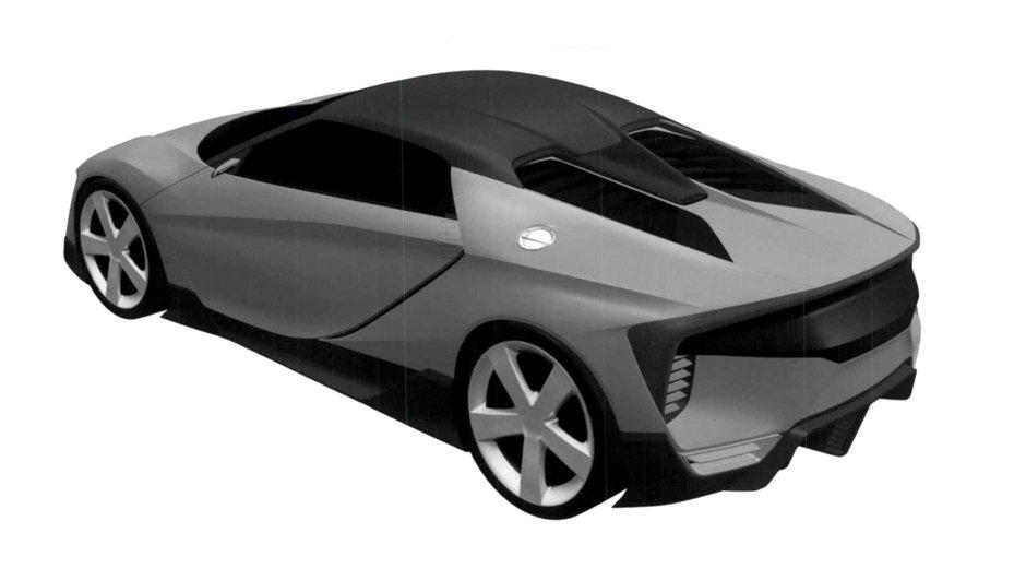 EXCLU - Honda ZSX : un futur coupé sportif hybride pour 2018