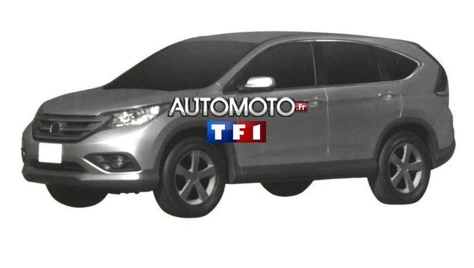 Nouveau Honda CR-V 2012 : premières images en exclusivité !