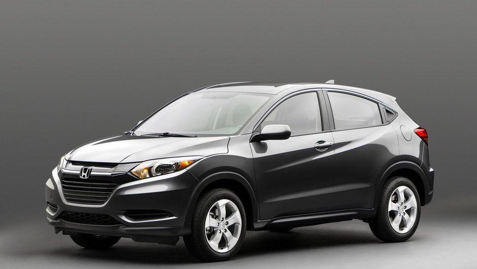 Salon de New York 2014 : retour du Honda HR-V