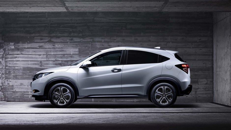 Honda HR-V 2015 : une deuxième génération plus agressive à Genève !