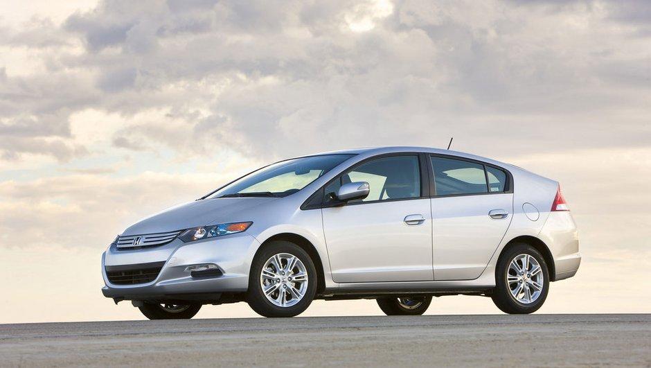 Honda atteint la barre des 300.000 hybrides commercialisées