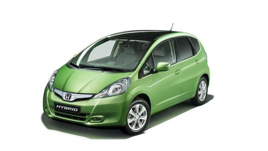Mondial de l'Auto 2010 : nouvelle Honda Jazz hybride