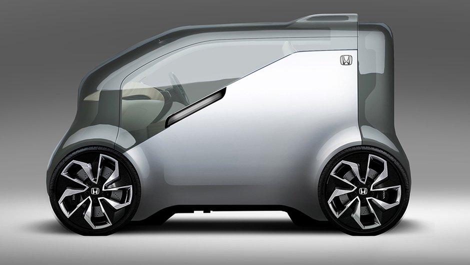 Honda NeuV : un étonnant concept autonome électrique doté d'une intelligence artificielle !