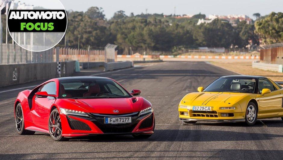 Focus Automoto : La NSX, héritière des années où Honda faisait la loi en F1