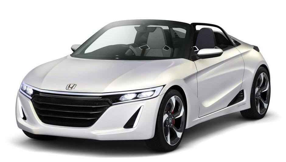 Honda S660 Concept : un mini-roadster au Salon de Tokyo 2013