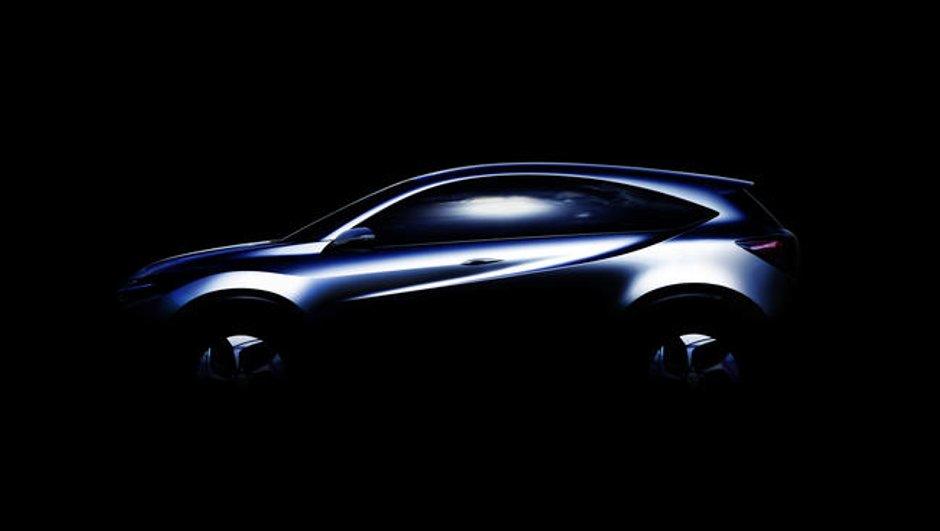 Salon de Détroit 2013 : Honda Urban SUV Concept, 1ère image