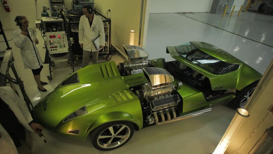 Vidéo : une vraie voiture Hot Wheels de 1.400 ch !