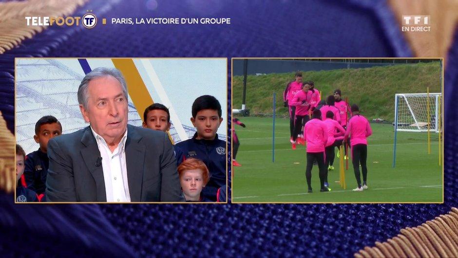 """[EXCLU Téléfoot 17/02] - Houllier sur United-PSG : """"Dès que le PSG a vaincu cette peur, il a joué à son niveau"""""""