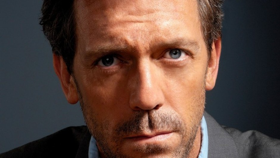 Hugh Laurie, alias Dr House, élu acteur de série le plus sexy