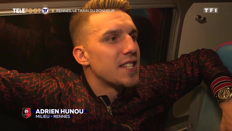 """[EXCLU Téléfoot 28/04] - Hunou : """"Gagner la Coupe de France, c'est ce qu'il y a de plus beau"""""""