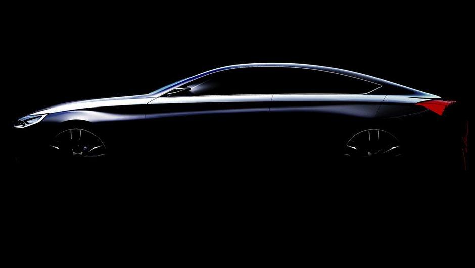 Salon de Détroit 2013 : Hyundai HCD-14 Concept en teaser