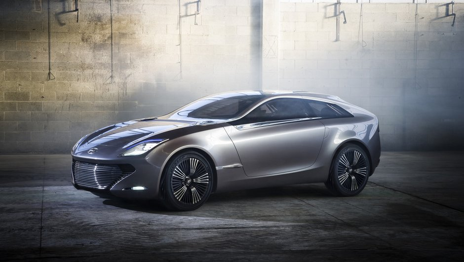 Salon de Genève 2012 : Hyundai i.oniq Concept, pas que de la gueule