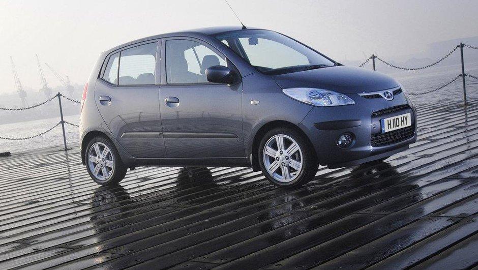 Mondial de l'Auto 2010 : restylage de la Hyundai i10 à venir