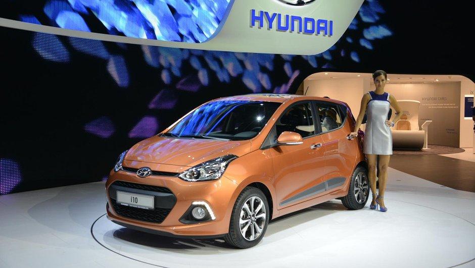 Salon de Francfort 2013 : Hyundai i10 en Europe, opération séduction