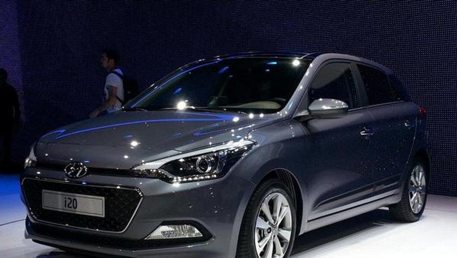 Mondial de l'Automobile 2014 : nouvelle Hyundai i20, une génération plus sérieuse