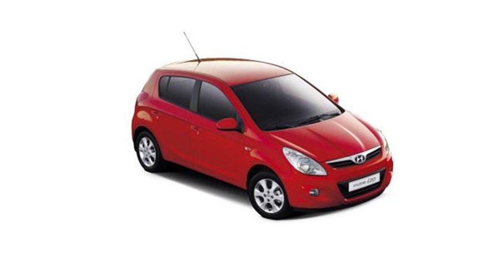 Hyundai i20 : La relève de la Getz est prête