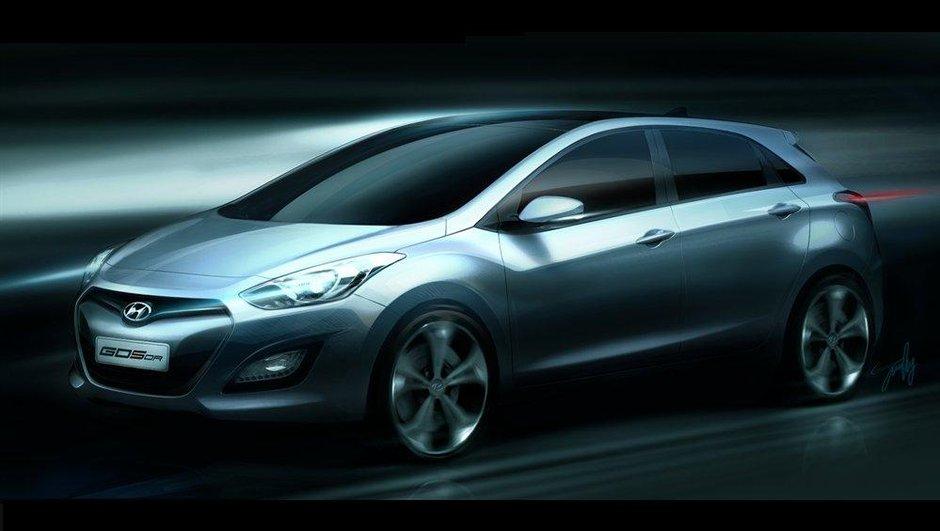Salon de Francfort 2011 : nouvelle Hyundai i30, grandes ambitions