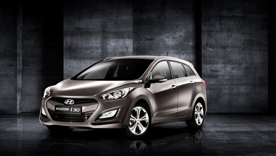 Salon de Genève 2012 : Hyundai i30 Wagon, séduisant break