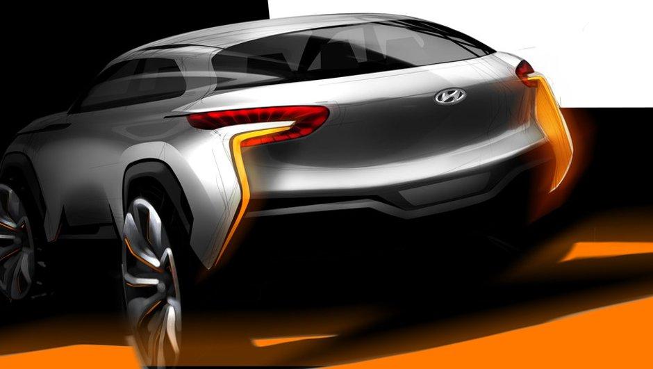 "Hyundai Intrado Concept 2014 : un crossover ""fluidic"" pour Genève"