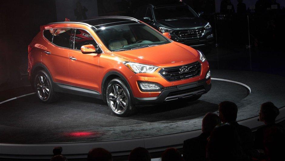 Salon de New York 2012 : nouveau Hyundai Santa Fe, deux-en-un
