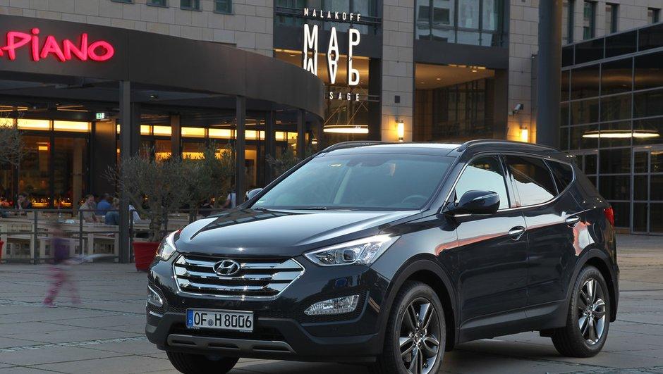 Nouveau Hyundai Santa Fe 2012 : tous les prix et versions !