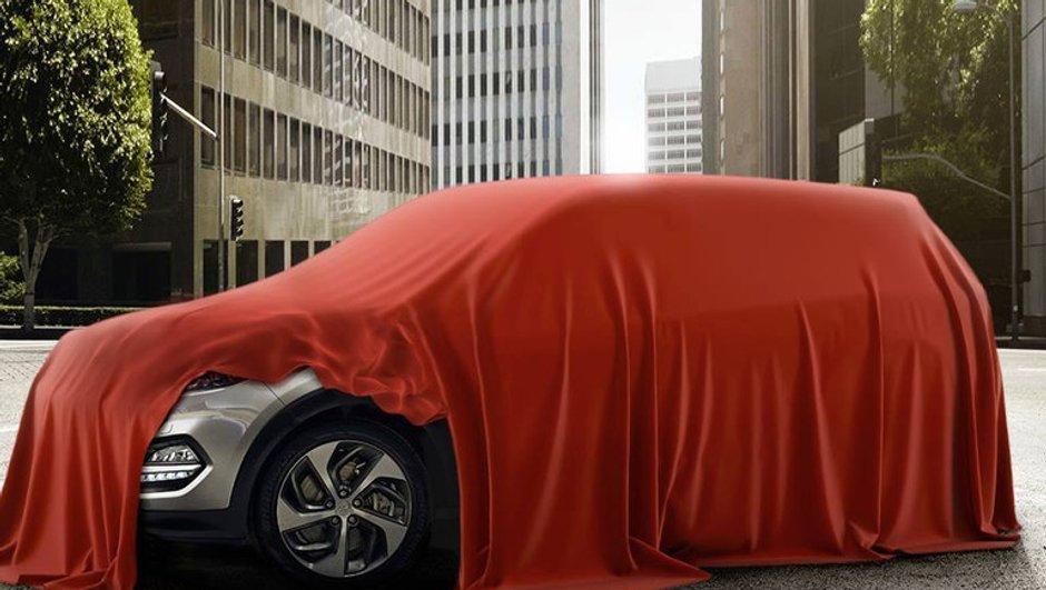 Hyundai Tucson 2015 : nouveau teaser avant le Salon de Genève