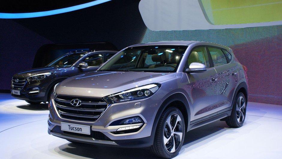 Salon de Genève 2015 : Hyundai Tucson, la renaissance du mini Santa Fe