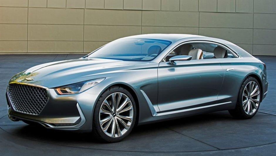 Pebble Beach 2015: Hyundai présente un concept Vision G Coupé