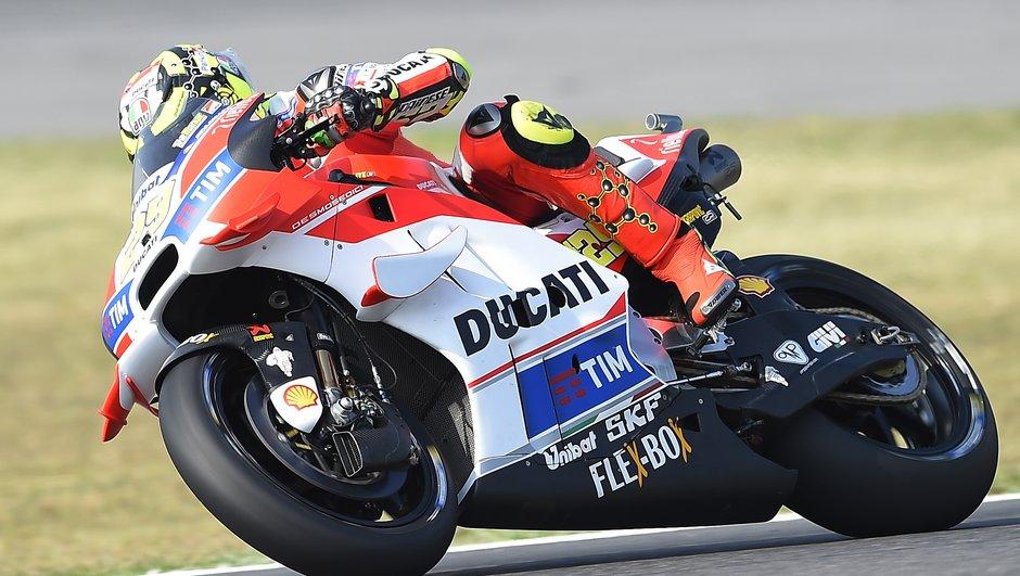 MotoGP : Iannone forfait pour le GP du Japon 2016