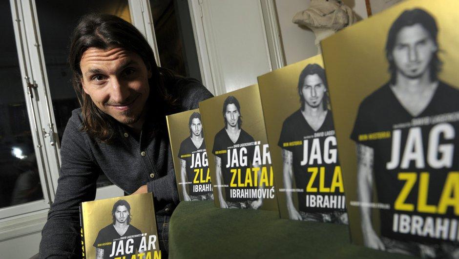 Insolite-PSG : Ibrahimovic bientôt lauréat d'un prix littéraire ?
