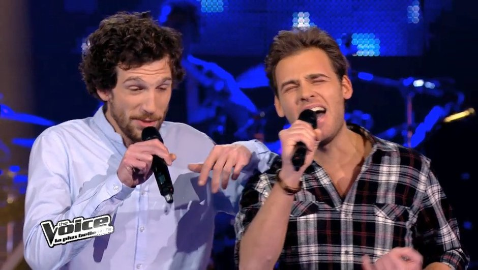 """The Voice 3 : L'énorme battle """"père-fils"""" entre Igit et Charlie en replay vidéo"""