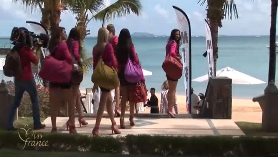 Miss France 2013 : le voyage des Miss