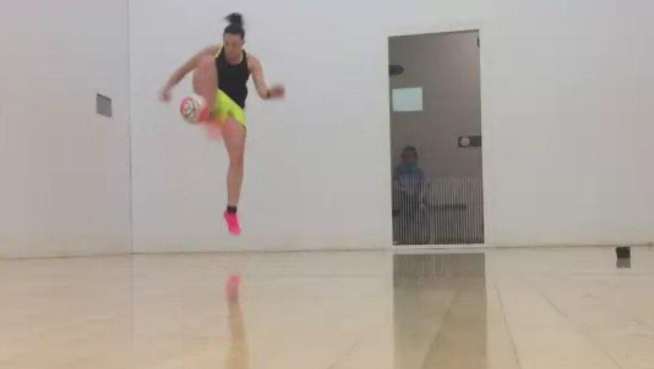 Vidéo insolite : Une joueuse réalise un triple tour du monde !