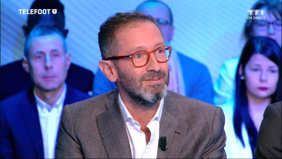 """[Exclu Téléfoot 12/02] - Ingla : """"J'ai choisi Lille parce que je suis un passionné de football"""""""