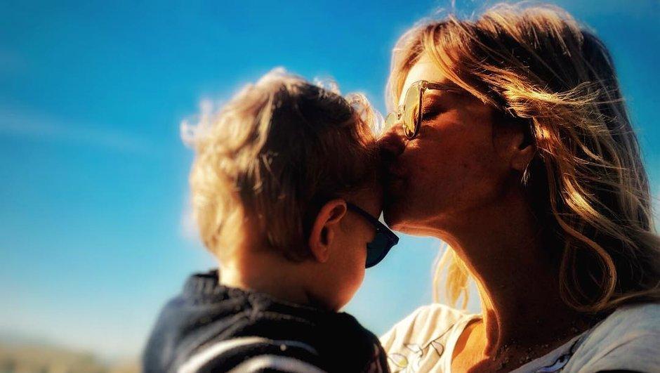 Demain nous appartient : A deux ans, le fils d'Ingrid Chauvin fait déjà ses premiers pas au cinéma !