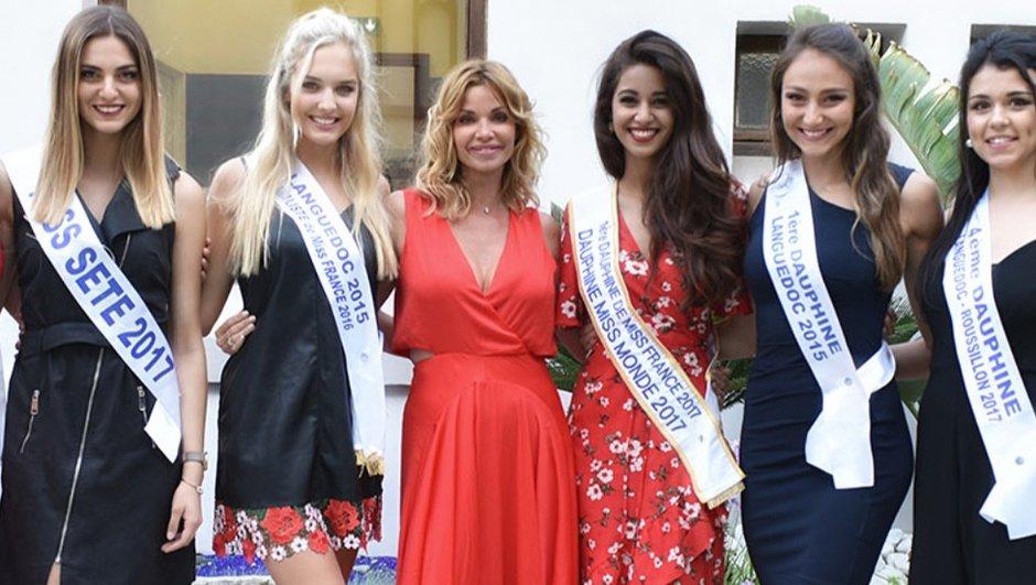 Demain nous appartient : Ingrid Chauvin a élu Miss Sète 2018 !