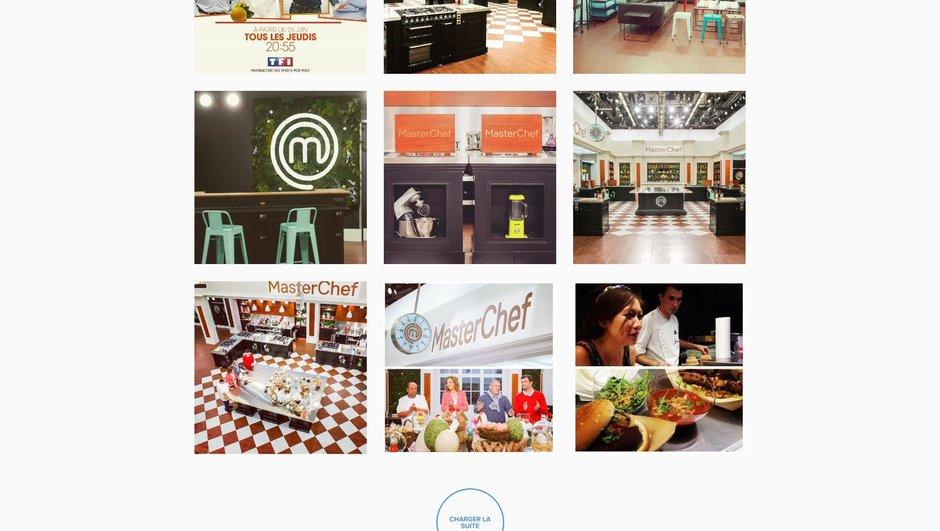 Découvrez le nouveau décor de Masterchef sur Instagram