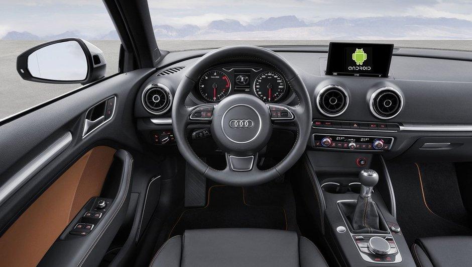 Audi et Google prépareraient un système Android embarqué